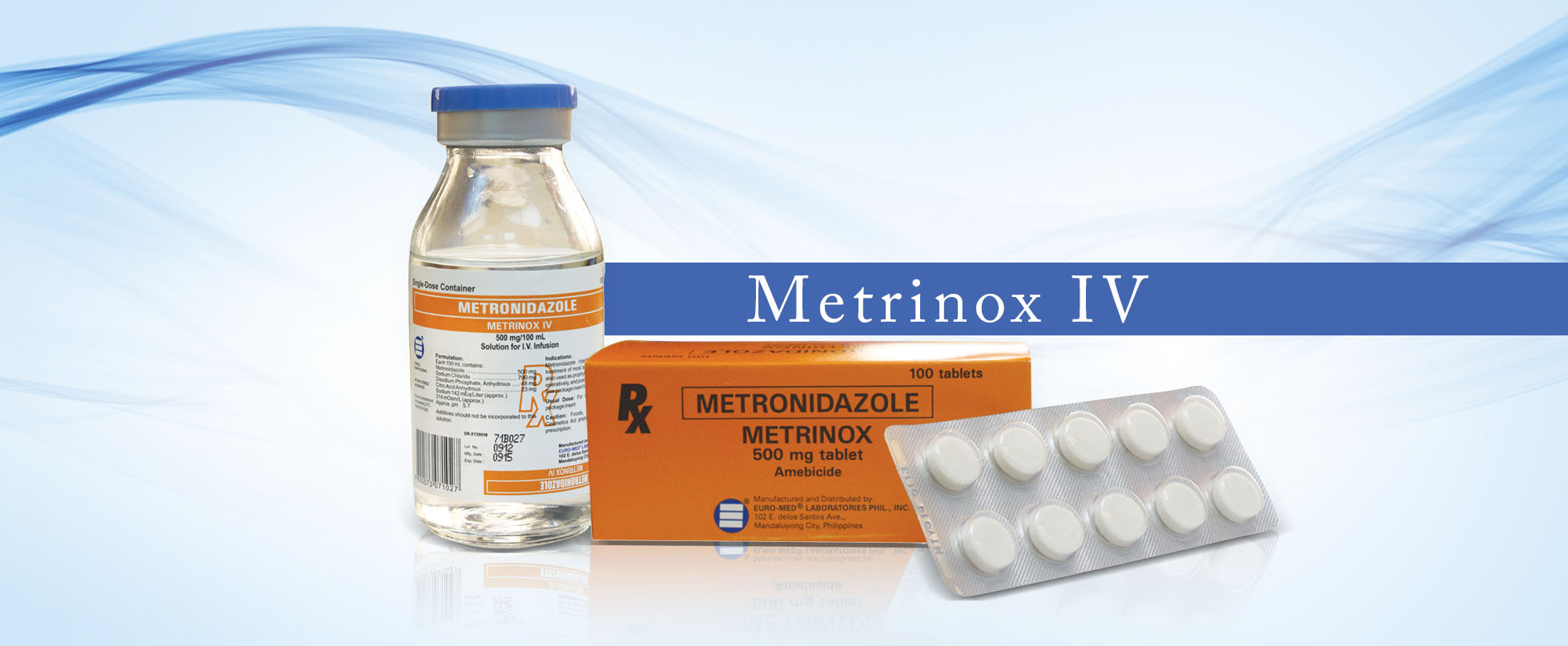 Metrinox IV